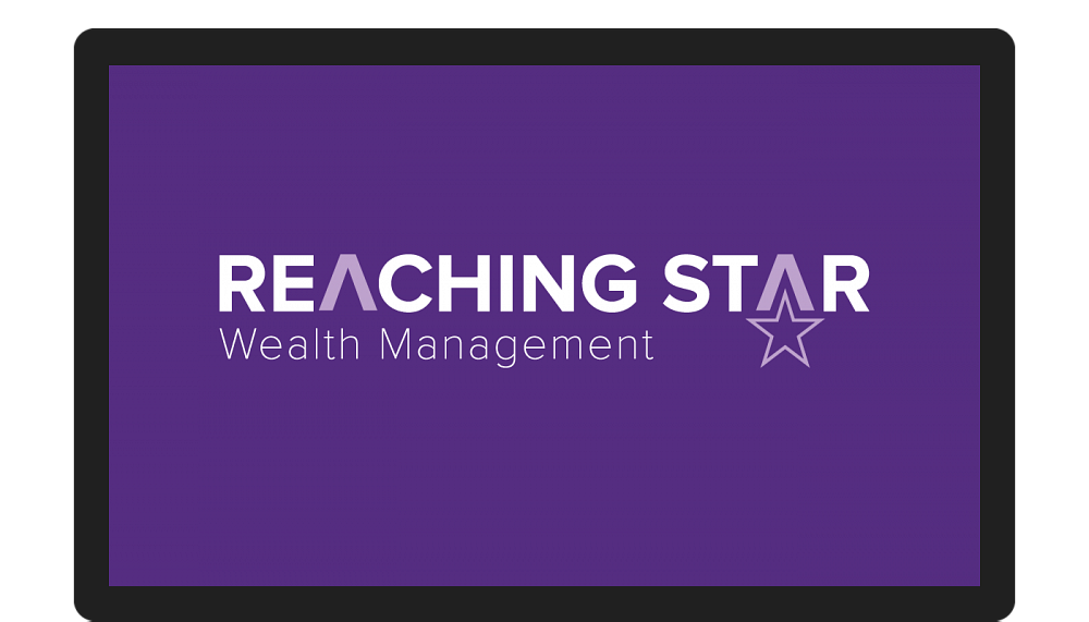 Brand development for Reaching Star Wealth Management