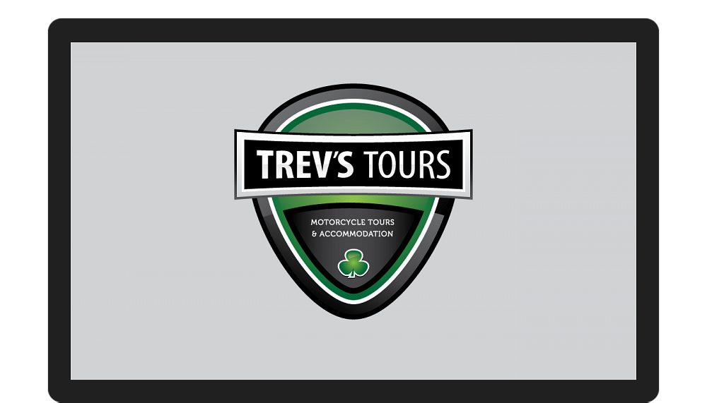 Brand development for Motorcycle Tours and Accommodation