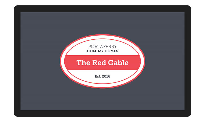 The Red Gable Alternate Brand